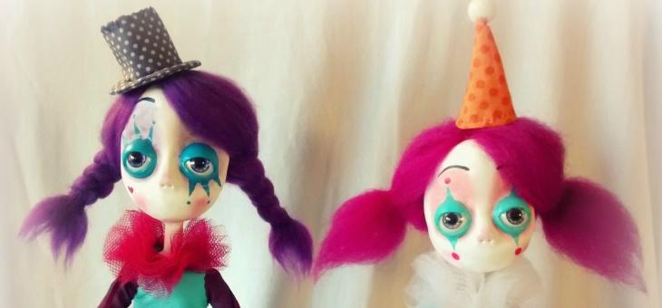 Circus Dolls!!!
