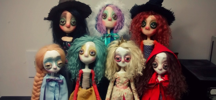 Where to Buy My Dolls